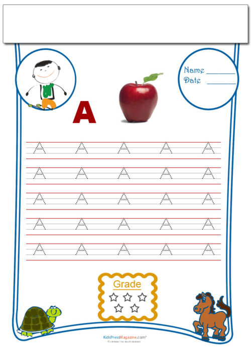 Handwriting Practice Clipart | Clipart Panda - Free Clipart Images