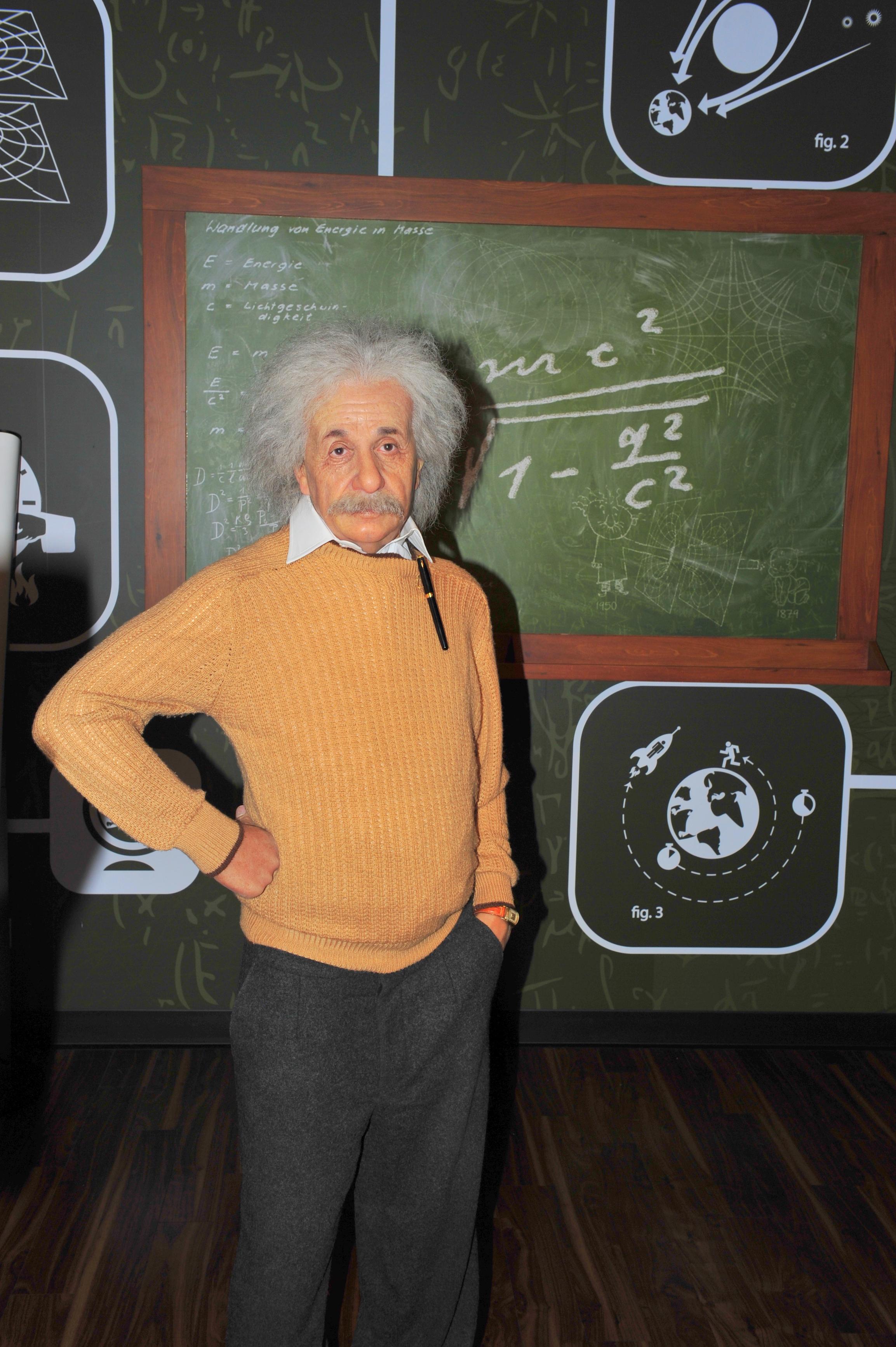 Einstein Biggest Mistakes In Physics: KidsPressMagazine.com