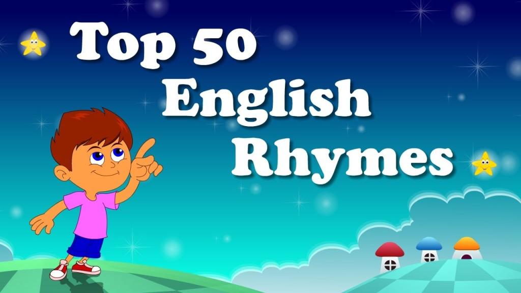 English Nursery Rhymes Collection - KidsPressMagazine.com